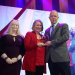 Mary Anne Burkman 2017 IDF Leader Recognition Award